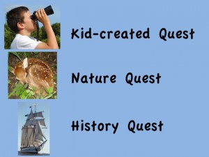 Types of Quests