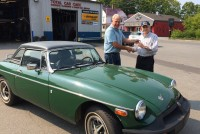 1978 MGB for sale now!