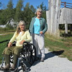 Gift of Wheelchair Aids Accessibility