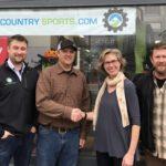 Sidecountry Sports Pledges $10k to Trails Program