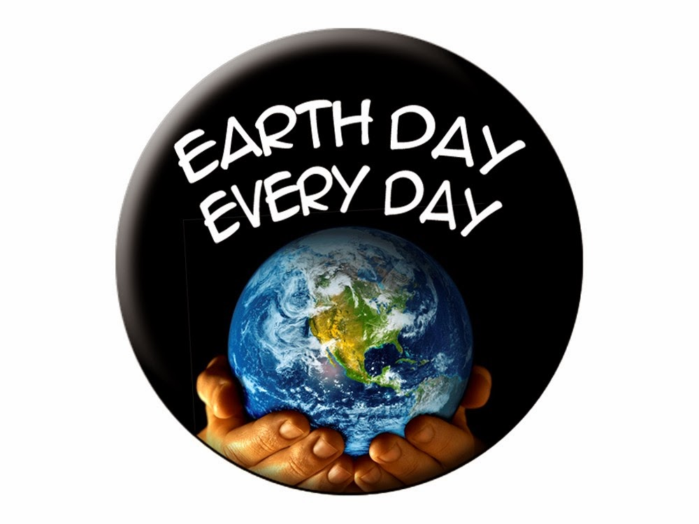 hands cradling earth